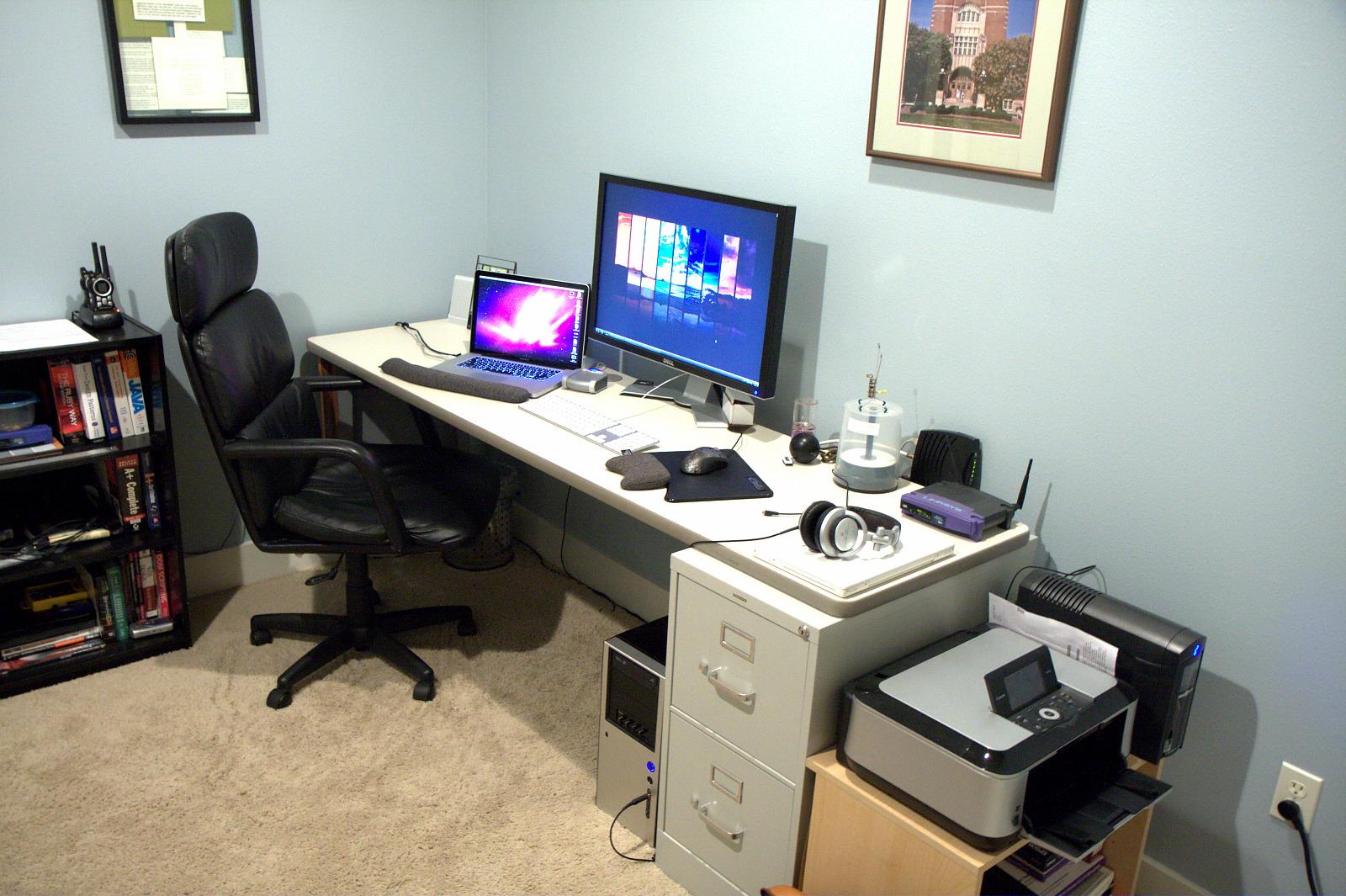 My Old Sitting Desk
